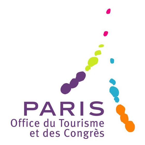 Logo Paris Office Tourisme
