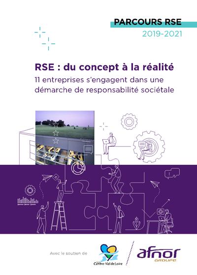 Afnor - RSE, du concept à la réalité : des entreprises témoignent