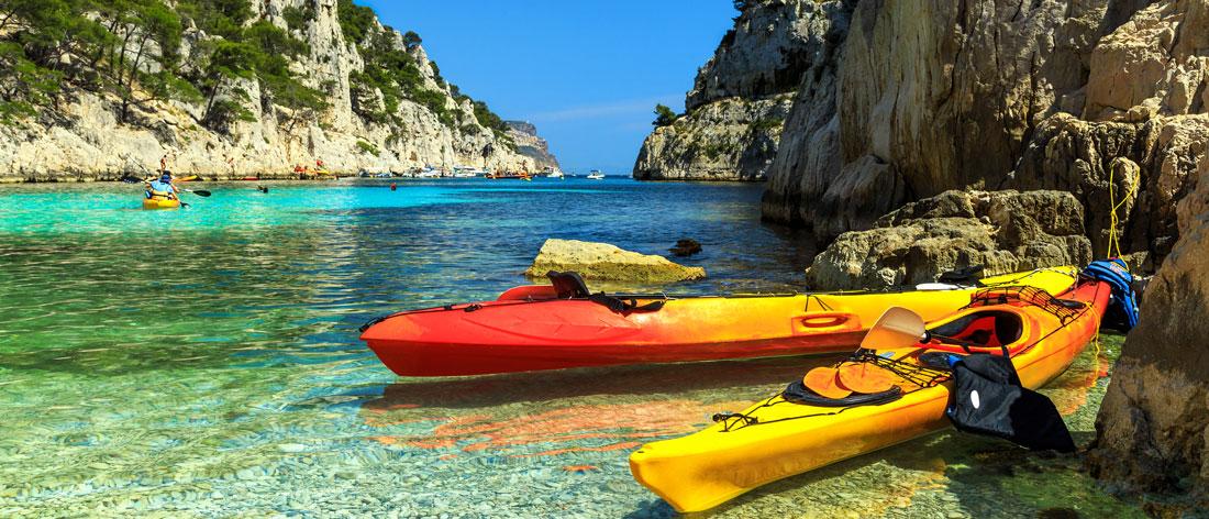 Image Séminaire incentive kayak