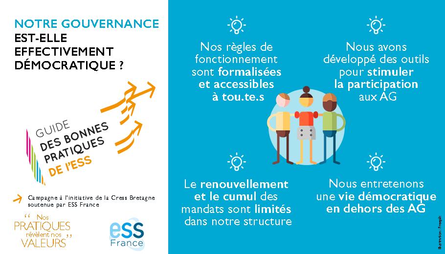 Image thème 1 : Les modalités effectives de gouvernance démocratique